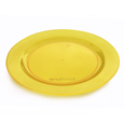 assiette-jaune-ronde-grande