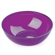 saladier jetable violet