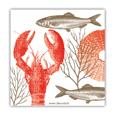 serviette-homard