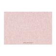nappe et serviette rose