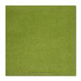 serviette verte aspect tissu