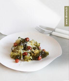 assiette blanche naturelle