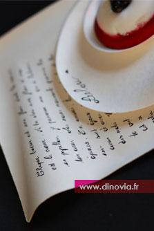 poésie art de la table