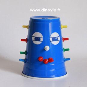 Blue cup U.S.