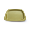 assiette carrée couleur
