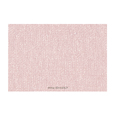nappe lin rose