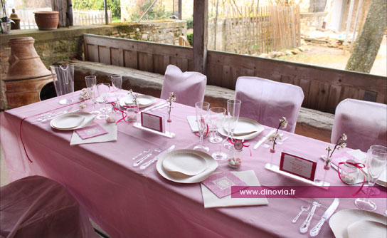 decoration tendance mariage