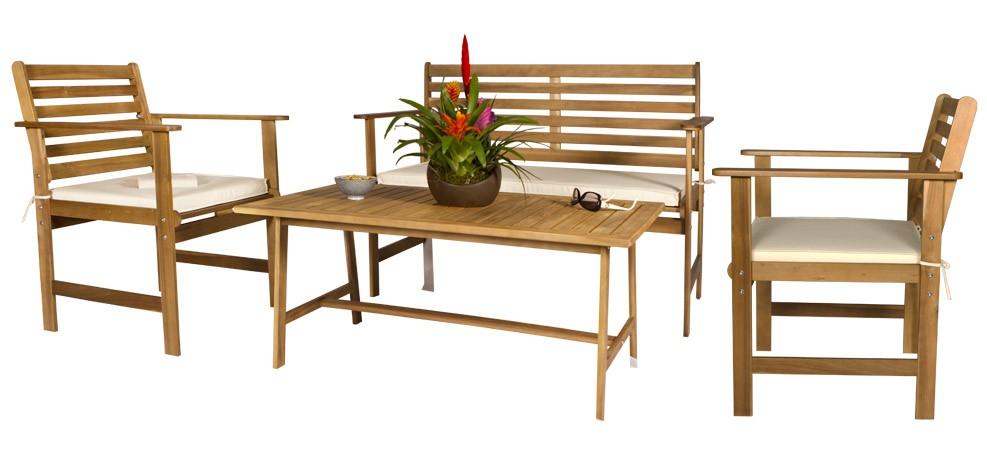 Mobilier de jardin design pour l t blog de la table for Mobilier salon pas cher