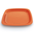assiette colorée