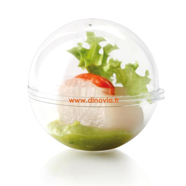 verrine boule legumes