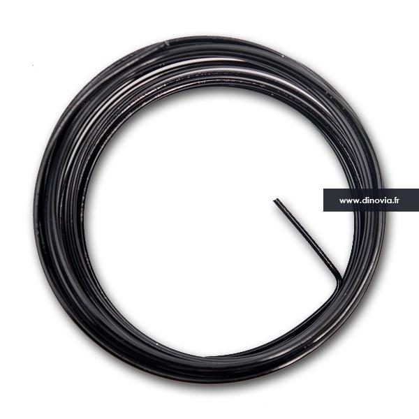 fil déco noir