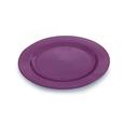 assiette de couleur