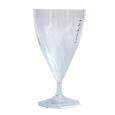verre plastique