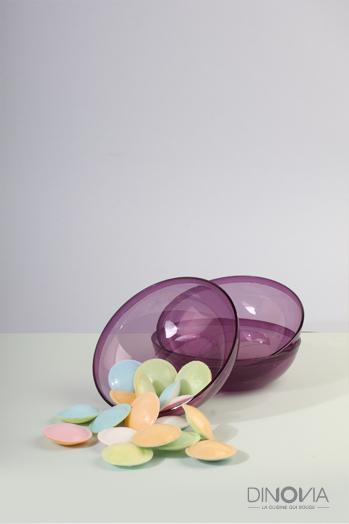 petits bols de couleur
