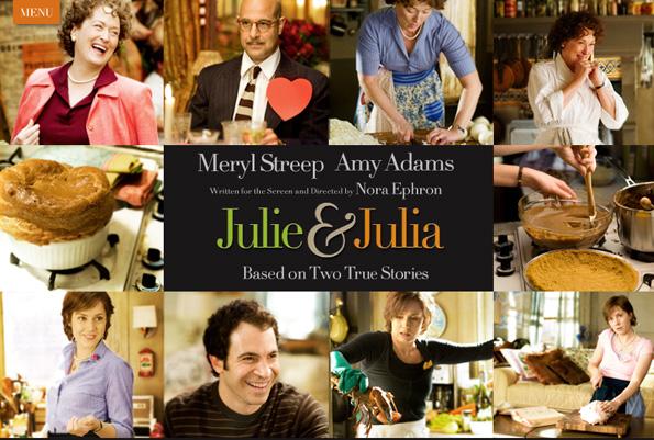 julie et julia film blog cuisine