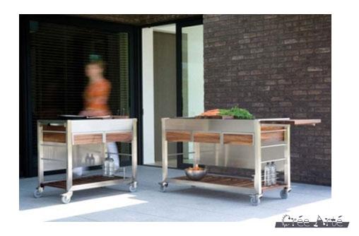 trolley-particulier-cuisine-extérieure